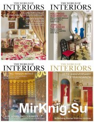 The World of Interiors №1-12 2016