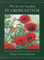 The Secret Garden in Cross Stitch Hardcover – 2000