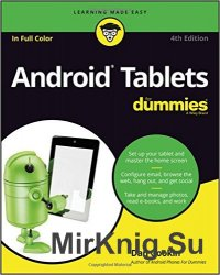Android Tablets For Dummies, 4th Edition