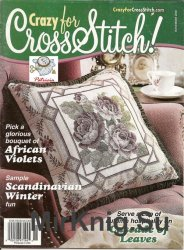 Crazy for Cross Stitch №61, November 2000