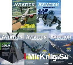 Aviation History - 2016 Full Year Issues Collection