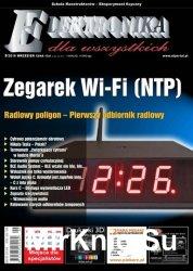 Elektronika Dla Wszystkich №9 2016