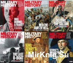 Military History - 2016 Full Year Issues Collection