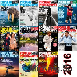 "Архив журнала ""Popular Photography"" (2016)"