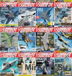Combat Aircraft Monthly - 2016 Full Year Issues Collection