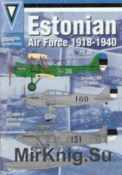 Estonian Air Force 1918-1940