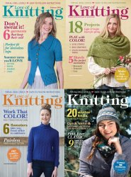 Love of Knitting - 2016 Full Year Collection