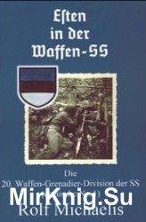 Esten in der Waffen-SS: Die 20.Waffen-Grenadier-Division der SS (estnische  ...