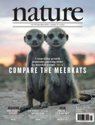 Nature Magazine – 26 May 2016