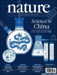 Nature Magazine – 23 June 2016