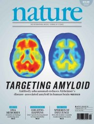 Nature Magazine – 1 September 2016