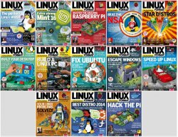 Linux Format UK - 2014 Full Year Collection