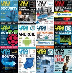 Linux Journal - 2013 Full Year Collection