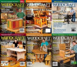 Woodcraft Magazine - 2013 Full Year Collection
