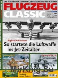 Flugzeug Classic 2016-08