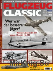 Flugzeug Classic 2016-07