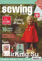Sewing World №250, December 2016