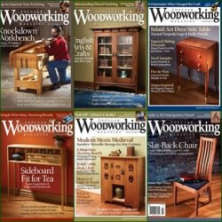 Popular Woodworking - 2015 Full Year Issues Collection