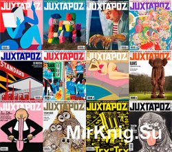"Архив журнала ""Juxtapoz Art & Culture Magazine"" 2016"