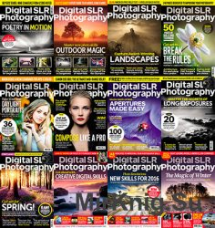 "Архив журнала ""Digital SLR Photography"" 2016"