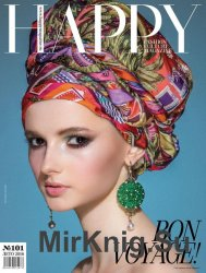 HAPPY Fashion Culture Magazine №101 (лето 2016)