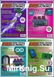 Everyday Practical Electronics -  Full Year 2016 Collection