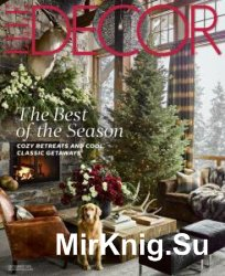 Elle Decor USA - December 2016