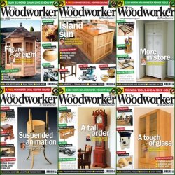 The Woodworker & Woodturner - 2011 Full Year Issues Collection