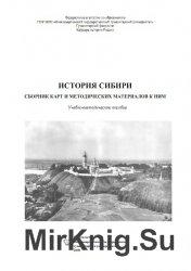 История Сибири: сборник карт и методических материалов к ним