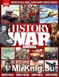 History of War Annual Volume 1 (2015)