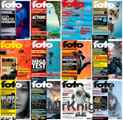"Архив журнала ""fotoMAGAZIN"" за 2016 год"
