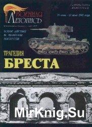 Трагедия Бреста. Боевые действия на территории Белоруссии