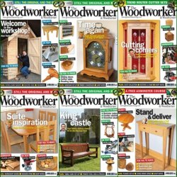 The Woodworker & Woodturner - 2010 Full Year Issues Collection