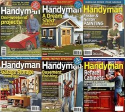The Family Handyman - 2013 Full Year Issues Collection