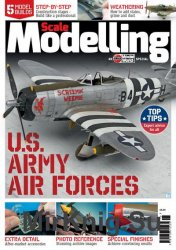 Scale Modelling - U.S. Army Air Forces