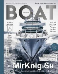 Boat International - December 2016