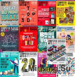 """Архив журнала """"Computer Arts"""" за 2016 год"""