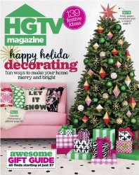 HGTV Magazine — December 2016 — January 2017