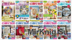 Cross Stitch - 2016 Full Year Issues Collection