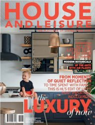 House and Leisure — November 2016
