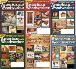 American Woodworker - 2011 Full Year Issues Collection
