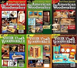 American Woodworker - 2013 Full Year Issues Collection