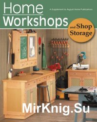 Woodsmith. Home Workshops and Shop Storage (2004)