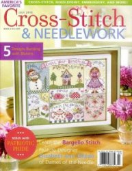 Cross-Stitch & Needlework №7 2010