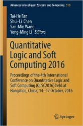 Quantitative Logic and Soft Computing 2016