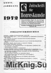 Zeitschrift fur Uniformkunde №239-244