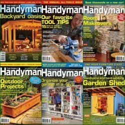 The Family Handyman - 2015 Full Year Issues Collection