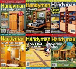 The Family Handyman - 2014 Full Year Issues Collection