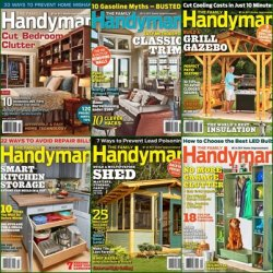 The Family Handyman - 2016 Full Year Issues Collection