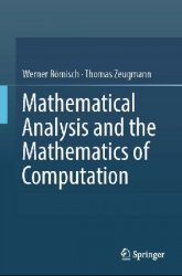 Mathematical Analysis and the Mathematics of Computation